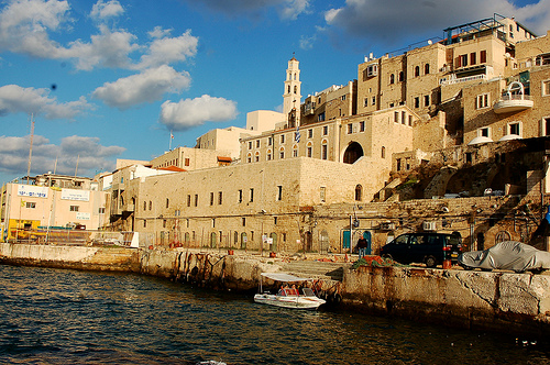 Old Port, Jaffa