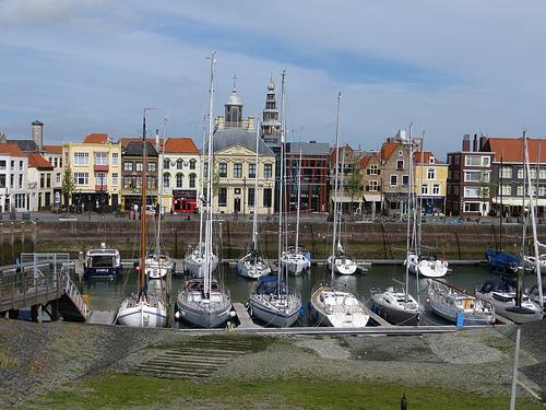 Marina at Vlissingen