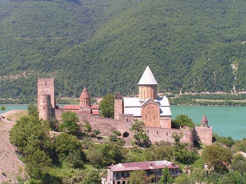 Ananuri Fortress Complex, Georgia