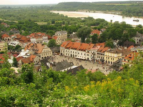 Kazimierz Dolny (Vistula River)