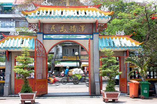 Cholon (Chinatown), Ho Chi Minh City