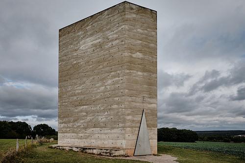Brother Klaus Field Chapel