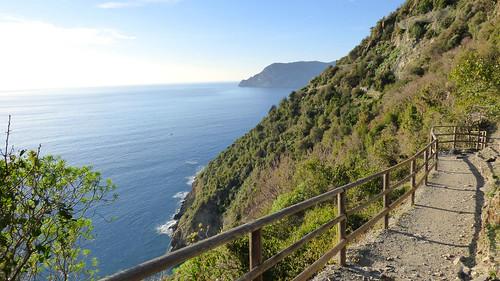 Corniglia - Vernazza, Sentiero Azzurro, walking north (2)